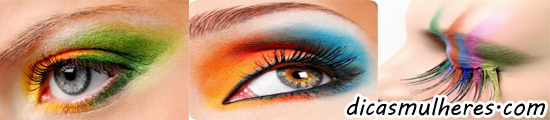 aprenda a se maquiar para curtir o carnaval 2011 muito bela