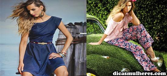 Coleção Riachuelo primavera verão 2012 Dicas Mulheres 14efeba398b