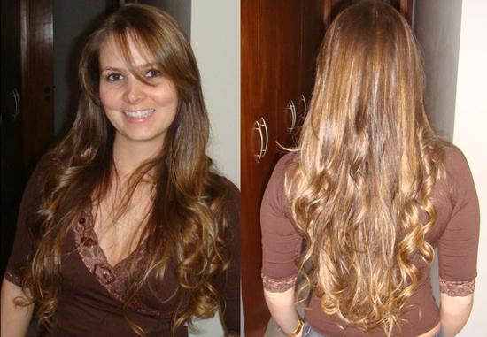 mega hair tipos dicas 1 Mega hair: Conheça os tipos e cuidados que se deve ter!