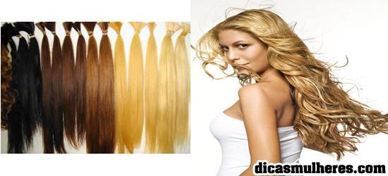 mega hair tipos dicas Mega hair: Conheça os tipos e cuidados que se deve ter!