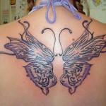 tatuagem feminina borboleta 150x150 TATUAGENS FEMININAS SIGNIFICADOS