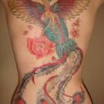 tatuagem feminina fenix 150x150 TATUAGENS FEMININAS SIGNIFICADOS