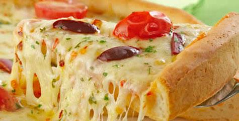 COMO FAZER PIZZA EM CASA